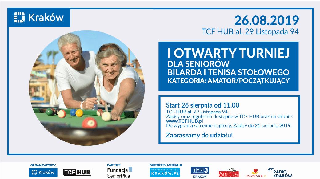 Turniej dla Seniorów