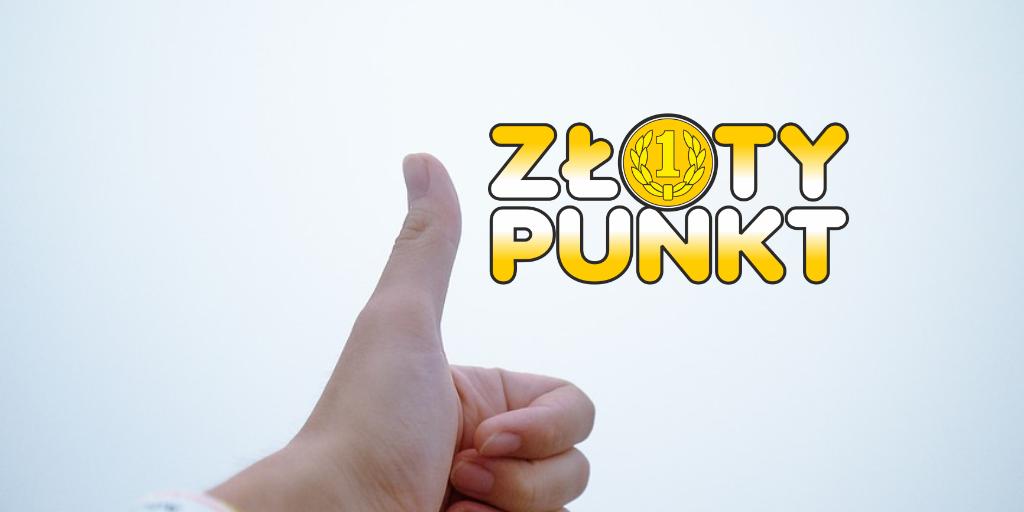 Złoty Punkt - najlepszy Program Lojalnościowy w Polsce !
