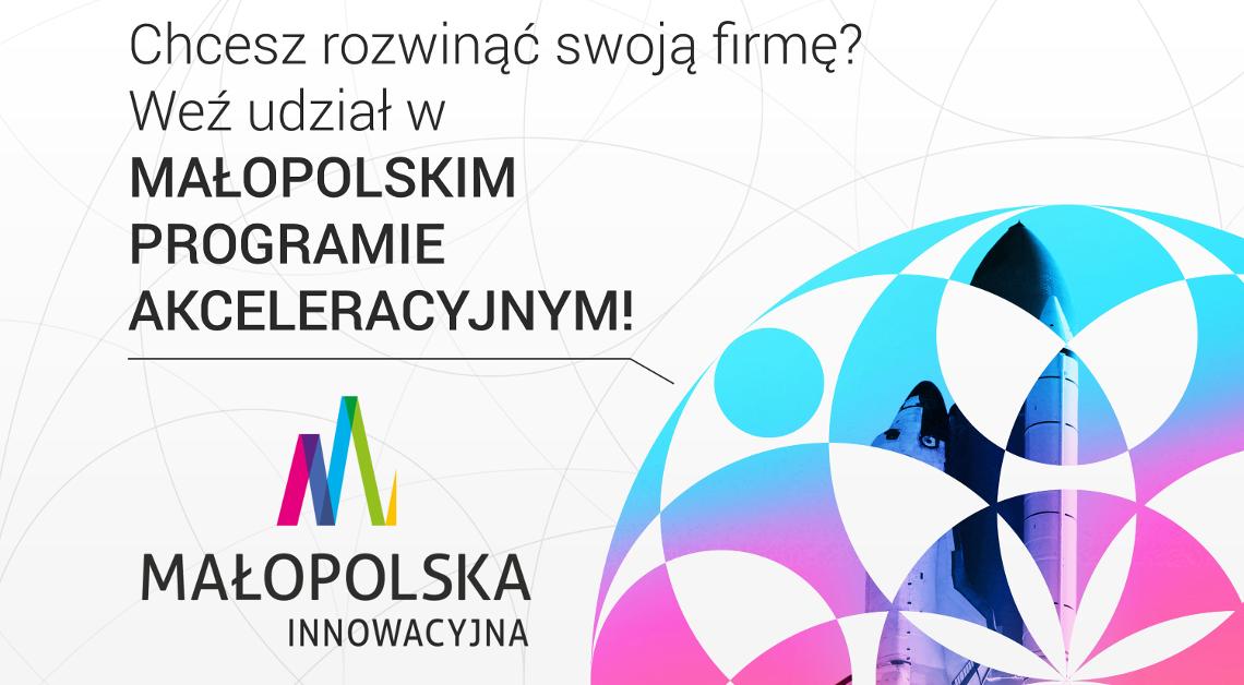 Startuje rekrutacja do drugiej edycji programu akceleracyjnego #StartUP Małopolska!
