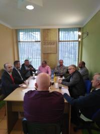 Spotkanie Małopolskiego Stowarzyszenia Kupców i Przedsiębiorców